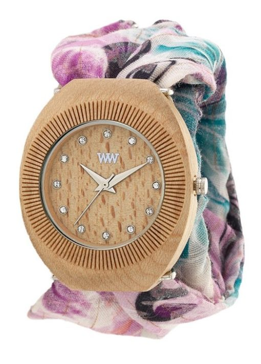 montre belle beige