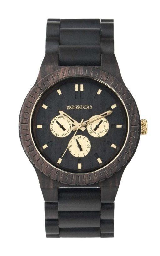 montre design african blackwood