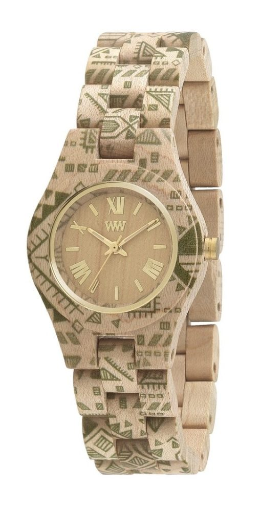 montre criss ethno wewood