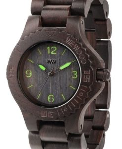 montre kale black green
