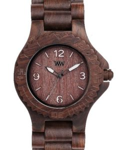 montre Wewood Kale Choco White