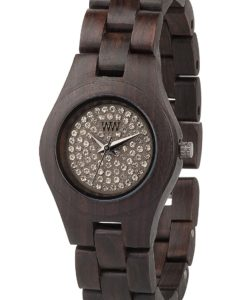montre wewood coloris chocolat
