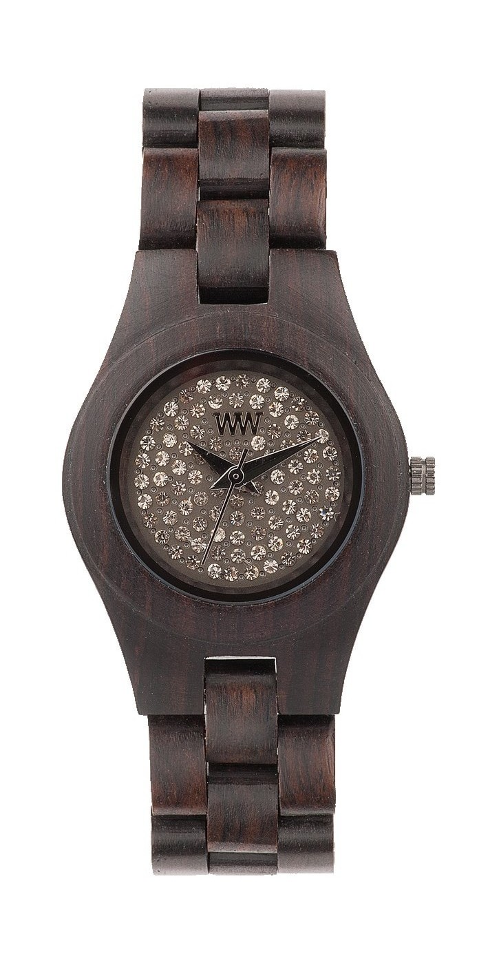 montres moon crystal chocolate