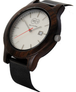montre en bois two o