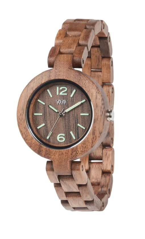 montre wewood mimosa nut