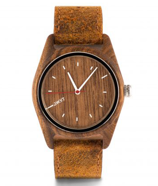 montre bois Sherwood de Dwyt-Watch