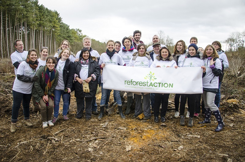 programme de reforestation
